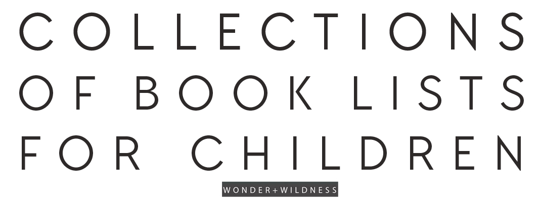 collections OF BOOK LISTS for children